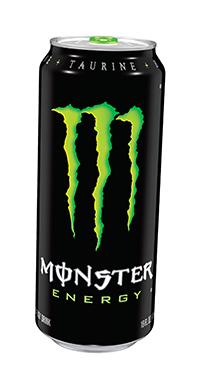Monster Energy Bundža